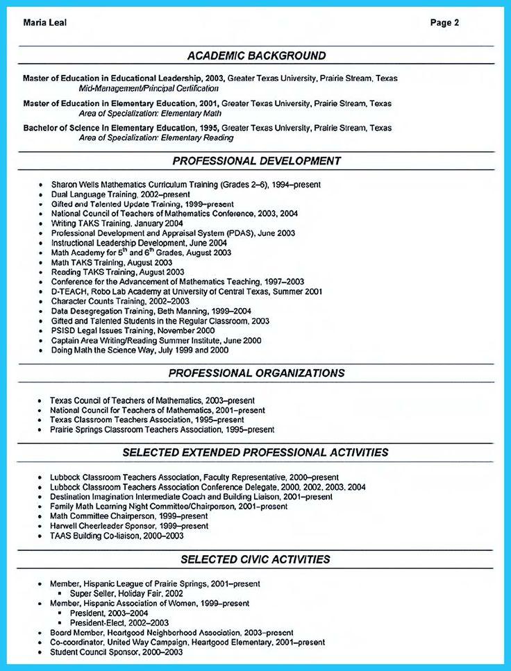 professional resume sample binuatan