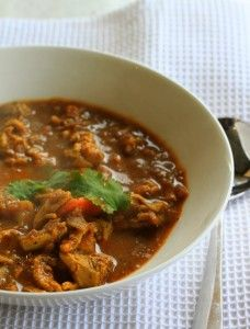 Cape Malay Chicken Curry 1