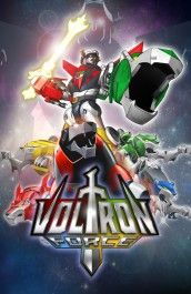 Watch Voltron Force Online