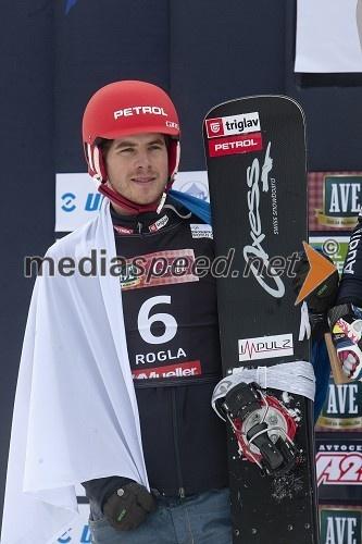 Žan Košir, deskar na snegu (SLO)