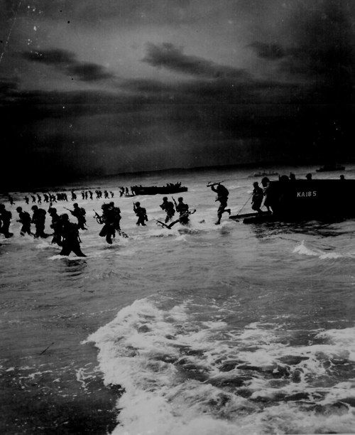 © James D. Rose, Jr. 1944  US soldiers, North Africa