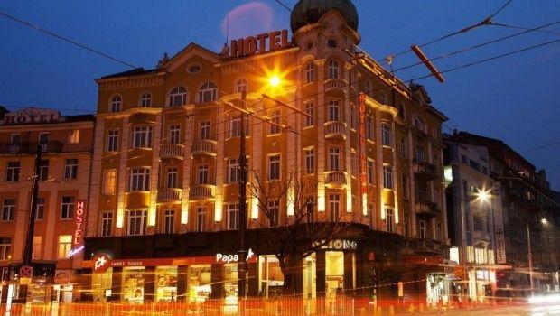 Хотелите в България