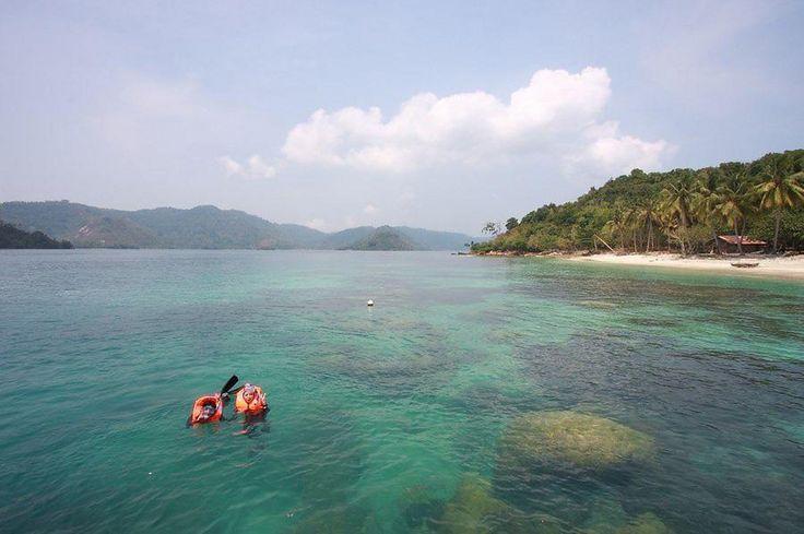 Legundi Island Fun Snorkeling