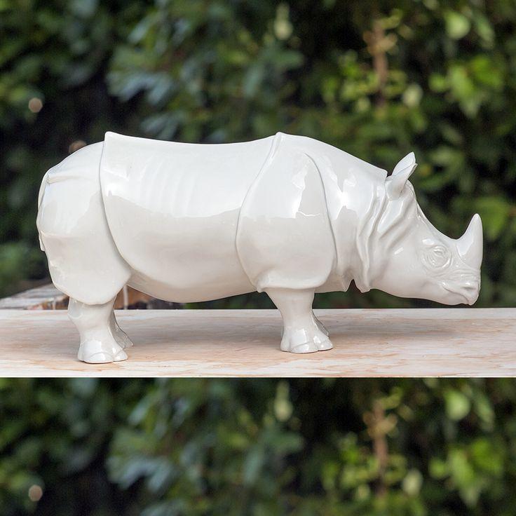 Rhino - ornament