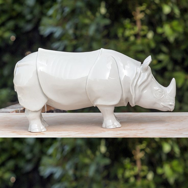 Rhino - ornament
