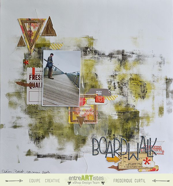 Boardwalk by Fred (lift Nathaly Regad) @entreartistes