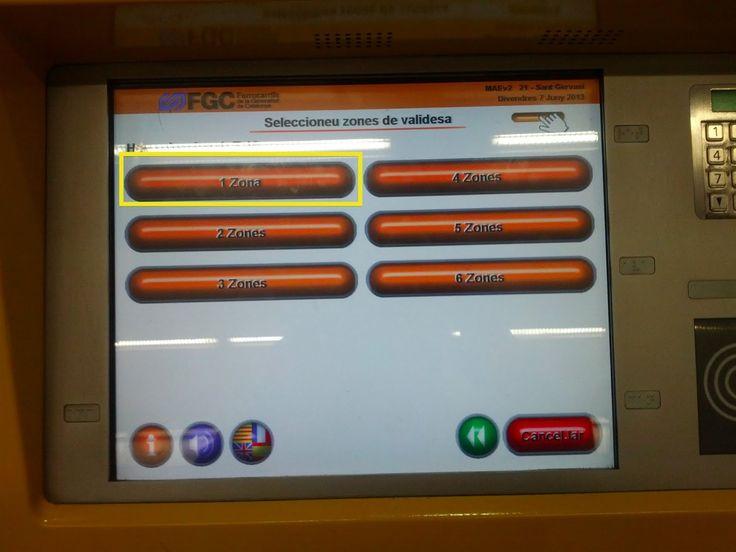 #barcelone #barcelona #барселона #какдобраться #какдоехать #общественныйтранспорт #транспорт #метро #продажабилетов #билеты Экраны с выбором билета T-10 в автоматах по продаже билетов в метро Барселоны. Как купить билет на метро? | Барселона10 - путеводитель по Барселоне