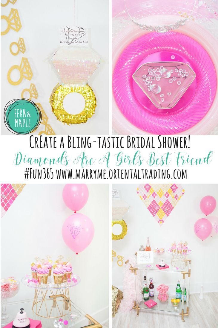 13 best Party Ideas- Bridal Showers images on Pinterest | Bridal ...