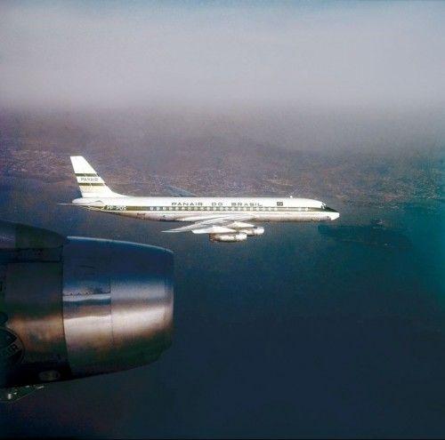 Panair do Brasil DC-8