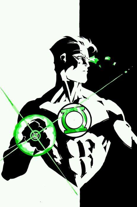 Green Lantern by Scott McDaniel