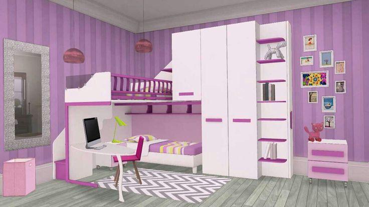 Girls room concept