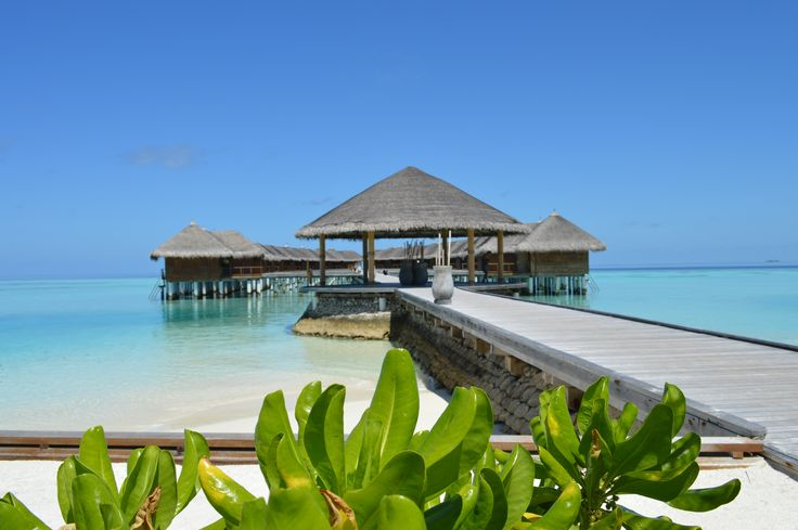 Water villas by Nhung
