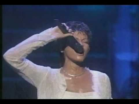 Living-legend Whitney Houston sings Alfie at her special Washington DC concert called Classic Whitney, back in 1997.