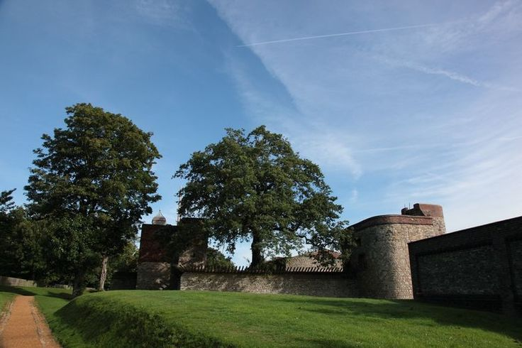 Upnor Castle on the River Medway
