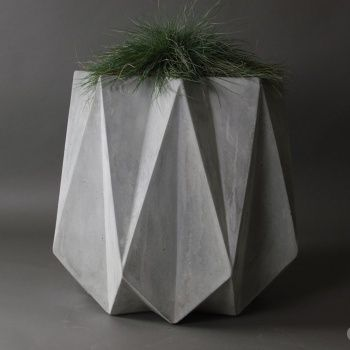 Flower Pots and Planters – Award Winning Contemporary Concrete Planters and Sculpture by Adam Christopher