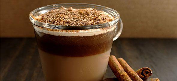 Φτιάξτε ζεστή σοκολάτα με πέντε διαφορετικούς τρόπους