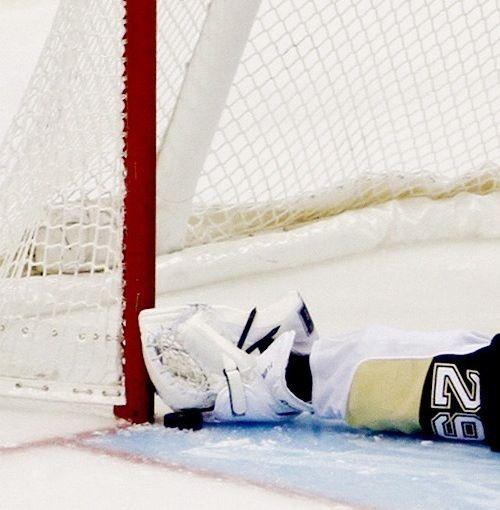 My goalie is better than your goalie :)