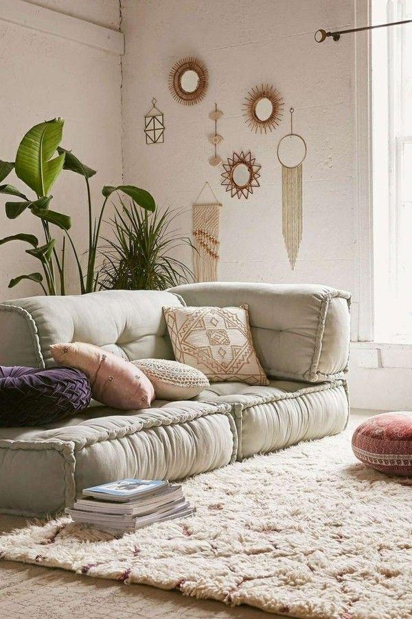 Orientalisch Einrichten 50 Fabelhafte Wohnideen Wie Aus 1001 Nacht Wohnzimmer Orientalisch Wohnung Wohnzimmer Bodenkissen