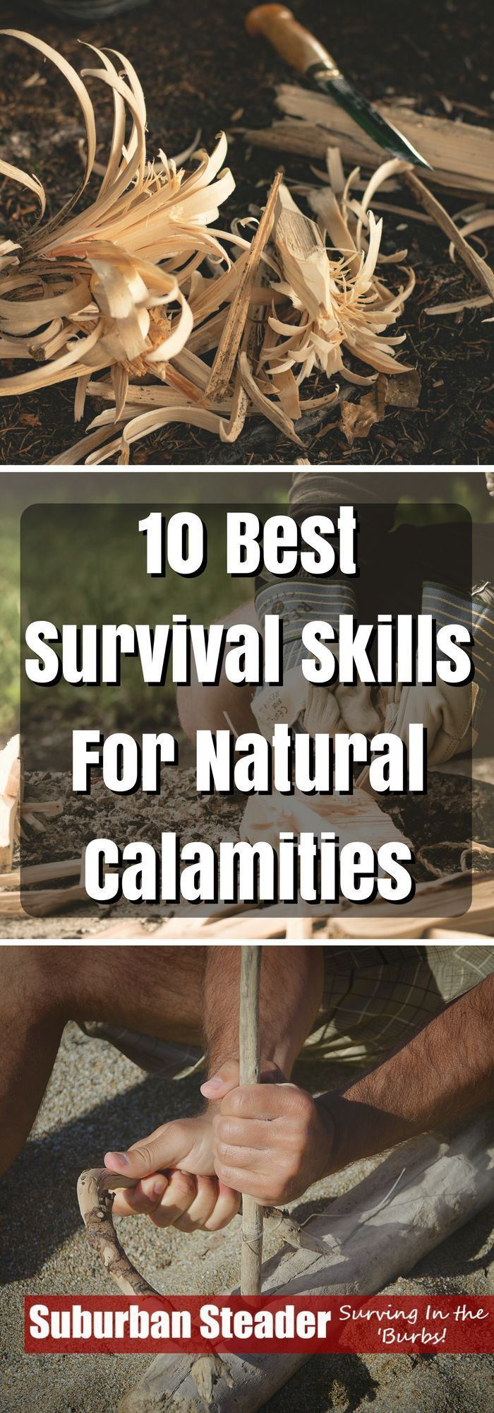 Tomorrow's comfort is never guaranteed. Learn these ten survival skills to make sure you're set up for success.