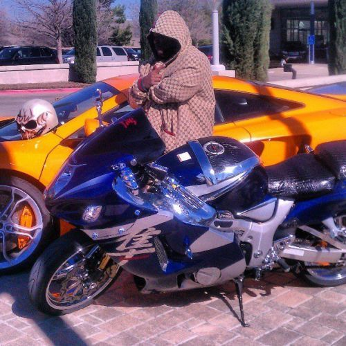 2005 GSXR 1300 HAYABUSA - FOR SALE PICK UP ONLY