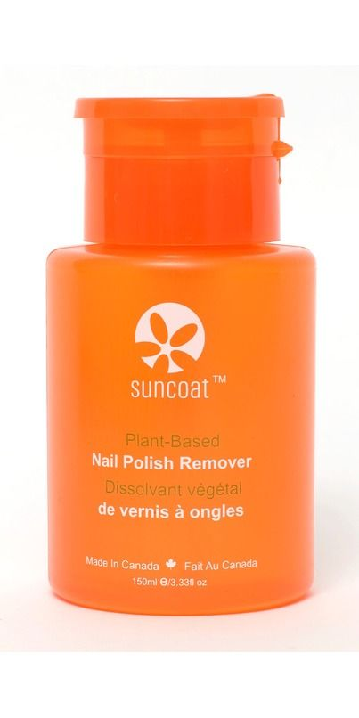 This plant-based nail polish remover is made from corn stock fermentation and is…