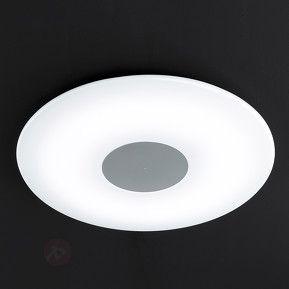 Variable Lichtfarbe mit der LED-Deckenlampe Kara Von warmweiß bis zu Tageslicht! Nachtlichtfunktion 40 (!) W LED www.lampenwelt.de