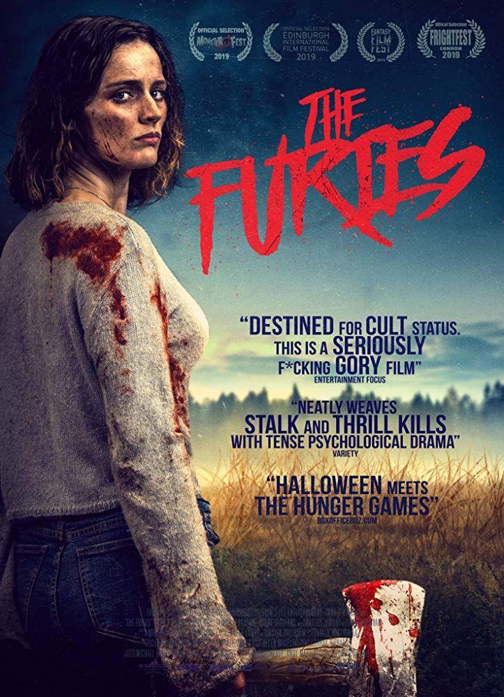 The Furies 2019 English Movie 300mb Hdrip Download Fury Movie Fury Film Fury