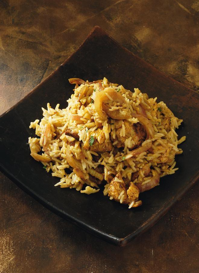 Ρύζι Soubise