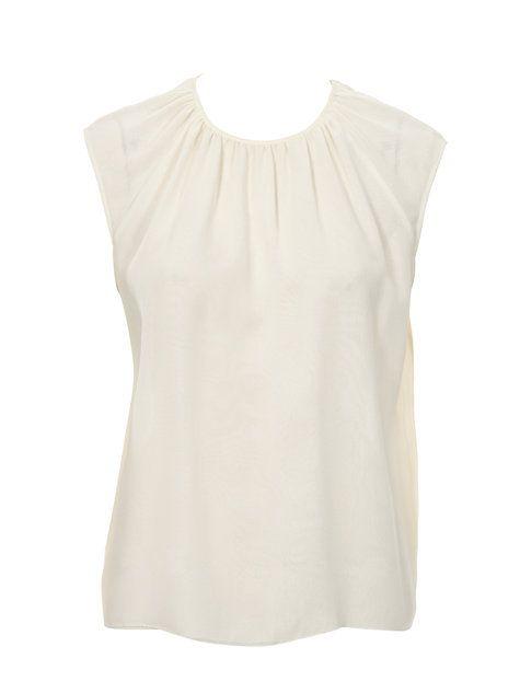 burda style gathered blouse 07/2012 #116