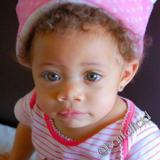 J Boog Hair Cute mixed baby | Lil ...