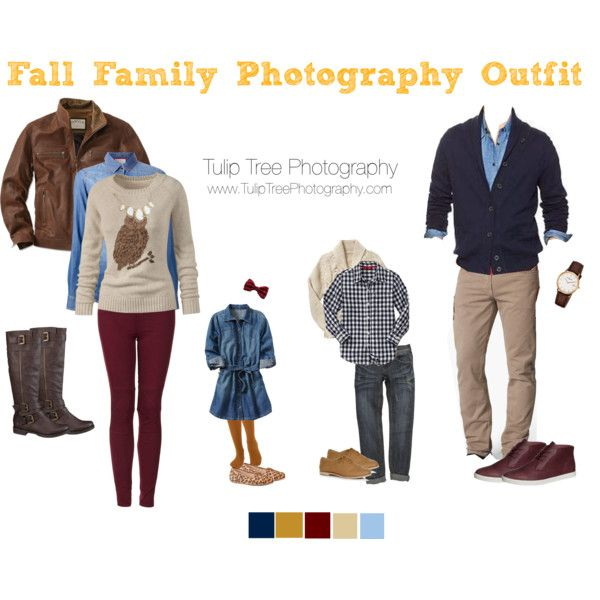 What to wear for fall family outfit photos by Tulip Tree Photography www.tuliptreephotography.com  Ideas for fall family portraits photos photography outfit outfits family photos what to wear
