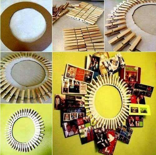 reciclaje de fotos familiares fotos de la familia marco bricolaje buenas ideas ideas creativas ideas bricolaje ideas del arte ideas de