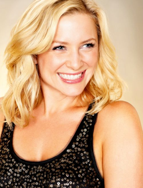 Jessica Capshaw. Not sure if I want to be or be with her character Arizon Robbins from Greys Anatomy