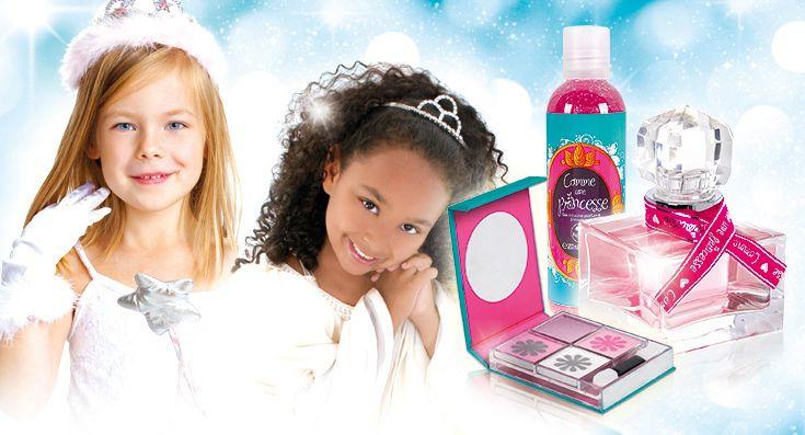 """Fragrance gourmande aux notes vanillées, """"Comme une Princesse"""" est l'eau de toilette des petites filles fières de faire comme maman en se parfumant devant le miroir.  #perfumes #fredericm #parfums #mlm #grasse #fragrance #children"""
