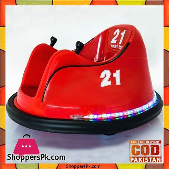 Buy 12v Children S Waltzer Car Battery Operated Electric Ride On Toy At Best Price In Pakistan Car Battery Ride On Toys Jump A Car Battery