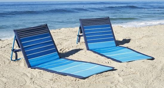 Sit back and sip a drink while experiencing ultimate relaxation with Lightspeed's lounge chairs.