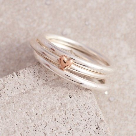 54 best Handmade Rings images on Pinterest