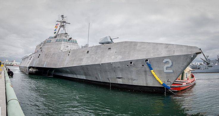 Project 365 Day 136  USS INDEPENDENCE (LCS-2)