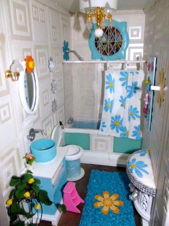 The Bathroom .