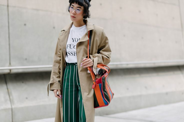 Our Best Street Style Snaps From Seoul Fashion Week