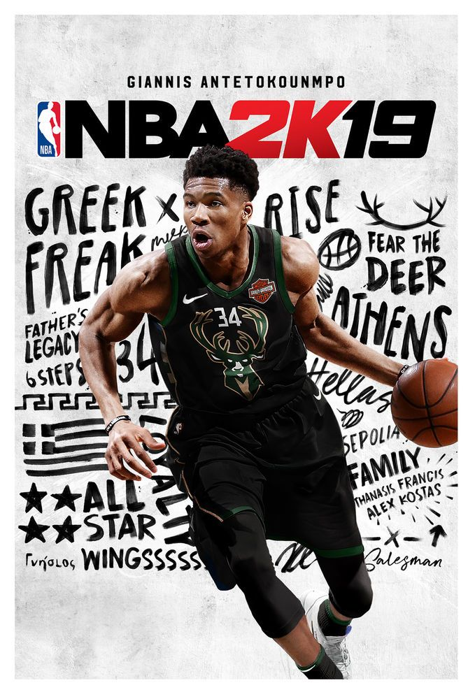 Details about New NBA 2k19 Xbox One Standard Edition Digital