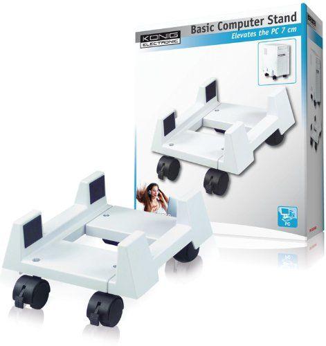 KOENIG PC Stand with Wheels Mobile Secure Computer Rack K... https://www.amazon.co.uk/dp/B000SAJK1M/ref=cm_sw_r_pi_dp_jishxbPYJZ00S