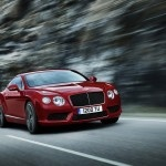 BENTLEY CONTINENTAL GT V8 RECEIVES MIDDLE EAST MOTOR AWARD