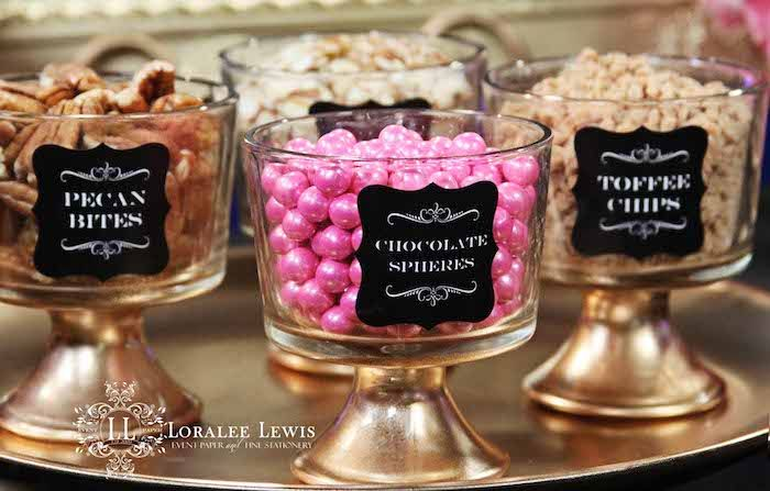 Oscars + Academy Awards Themed Party with Lots of Really Cute Ideas via Kara's Party Ideas KarasPartyIdeas.com #movieviewingparty #girlsnightout #partydecor #partyideas (14)