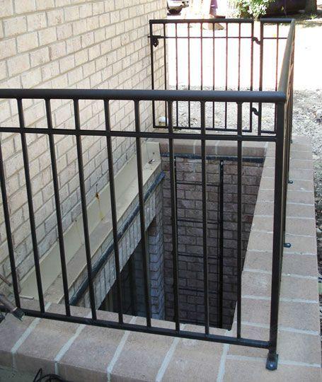 Custom Emergency Window Well Guard