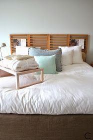 Coco-Mat room | Skotel Amsterdam | luxury Bed | sleep on nature