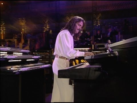 Yanni Live at the Forbidden City and the Taj Mahal