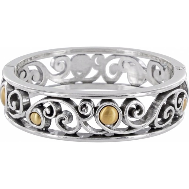 Brighton adara bangle--I bought this for myself!