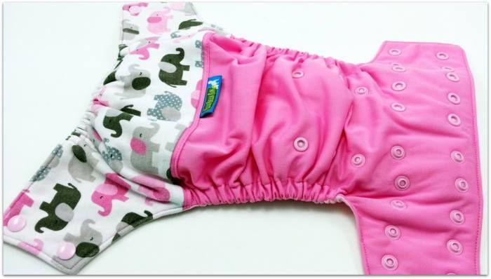 Cute cloth diaper pattern!