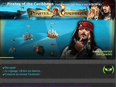Pirates of the Caribbean Triche